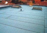 Plochá střecha Moravské Budějovice